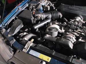 Subaru imported engine